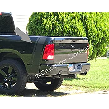 Amazoncom Dodge Ram X Body Rear Side Bed - Truck bed decals custombody graphicsdodge ram