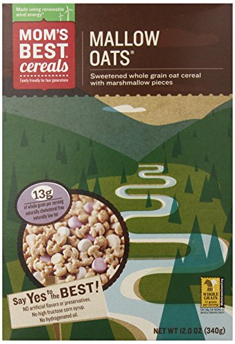 Mom Brand Natural Mallow Oats, 12 Ounce