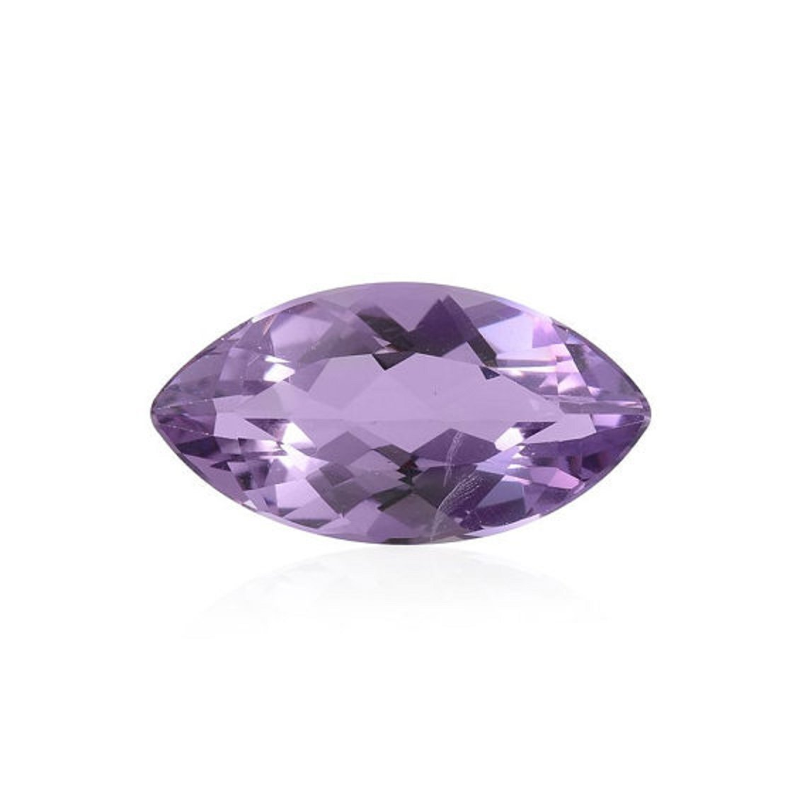 Natural 2.50 Carats 15X7 MM AAA Amethyst Marquise-Cut (1 PC) Loose Gemstone