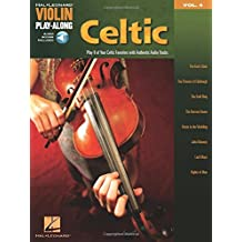 Celtic: Violin Play-Along Volume 4