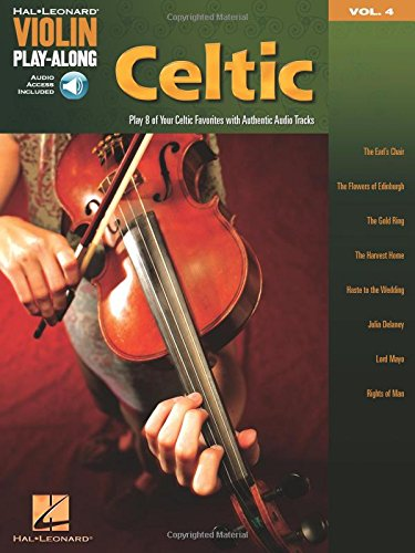 (Celtic: Violin Play-Along Volume 4 (Hal Leonard Violin Play Along))