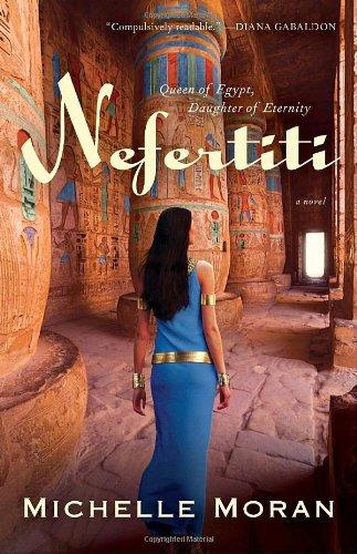 Book cover for Nefertiti