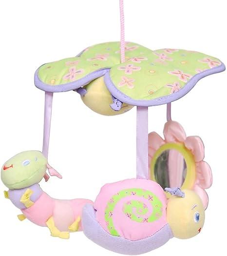 Sonajero mariposas para cochecito de bebé