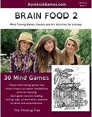 Brain Food 2 - Dyslexia Games Therapy