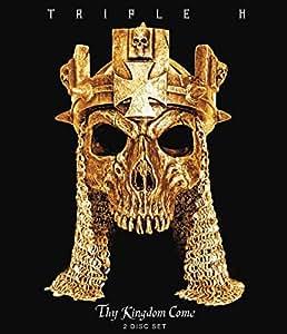 WWE: Triple H: Thy Kingdom Come (Blu ray) [Blu-ray]