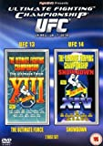UFC Ultimate Fighting Championship 13 / Ultimate Fighting Championship 14 [DVD]