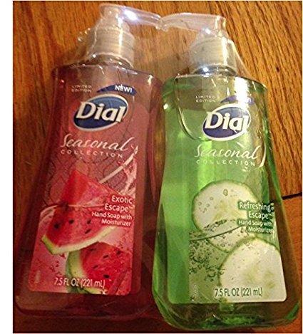 dial-liquid-hand-soap-77-fl-oz-seasonal-collection-exotic-escape-and-refreshing-escape
