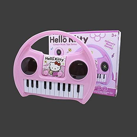 Amazon.com: Juego de caja de cartón Kawaii Piano de juguete ...