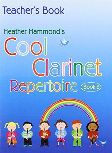 COOL CLARINET REPERTOIRE BOOK 2 - TEACHER