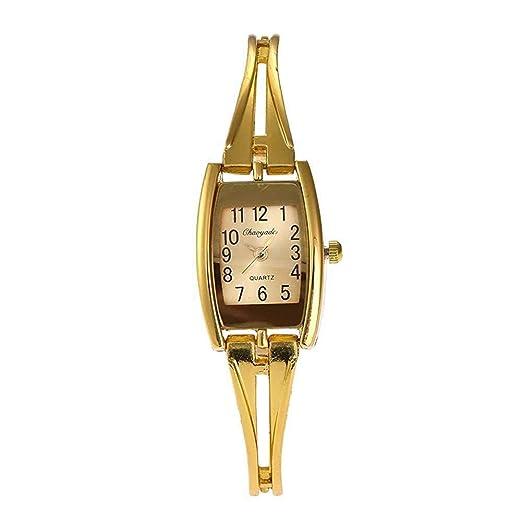 Hermosos Relojes de Moda Reloj de Pulsera de Reloj de señoras Reloj de Cuarzo Reloj de Mujer: Amazon.es: Relojes