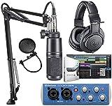 Audio-Technica AT2020PK Studio Microphone with