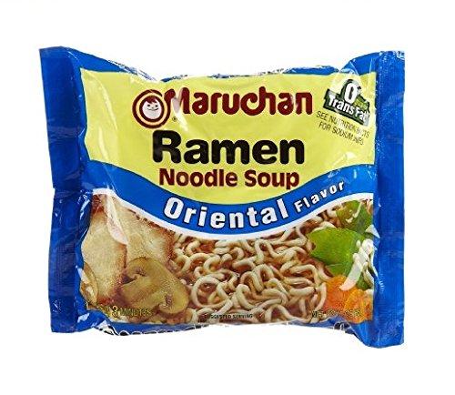 (Maruchan Ramen Noodle Soup, Oriental, 3 Ounce)