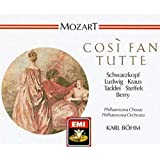 Mozart:Cosi Fan Tutte -1988 West Germany Edition