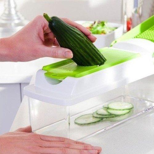 2012 New Genius Nicer Dicer Plus As Seen on TV Multi Chopper 12 Pieces, Garden, Lawn, Maintenance