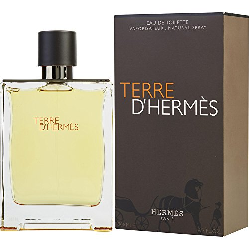 TERRE D'HERMES by Hermes EDT SPRAY 6.7 OZ for MEN ---(Package Of 2) by Hermes