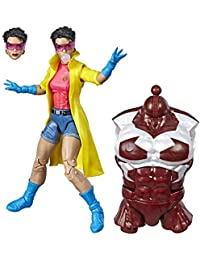 Hasbro Legends Series 6-inch Collectible Action Figure Jubilee Toy (X-Men Collection) Caliban Build-a-Figure Part