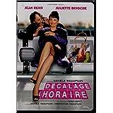 Décalage Horaire - Jet Lag (French ONLY Version - With English Subtitles) 2002 (Widescreen) Régie au Québec