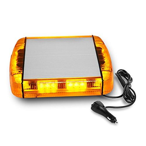 90 Watt Strobe Light (YITAMOTOR Amber Emergency Strobe Lights 15