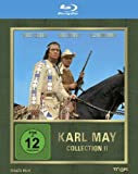 Karl May (Collection II) - 3-Disc Box Set ( Unter Geiern / Der Ölprinz / Old Surehand ) ( Among Vultures (Frontier Hellcat) / The Oil Prince (Rampage at Apache [ Blu-Ray, Reg.A/B/C Import - Germany ]