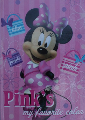 Disney Minnie Mouse Bow-tique Journal by Disney