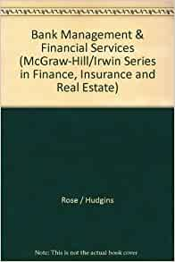 Bank management financial services mcgraw hill irwin for Mcgraw hill real estate