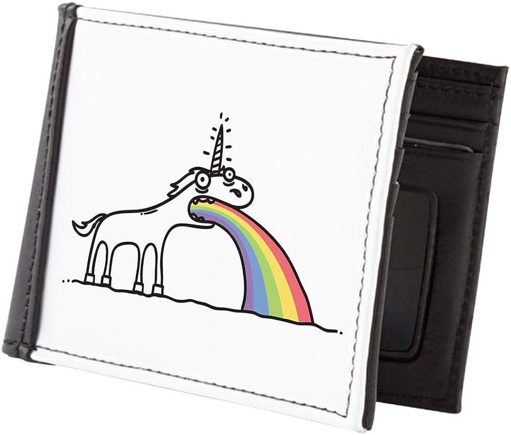 Royal Lion Mens Wallet Billfold Unicorn Love
