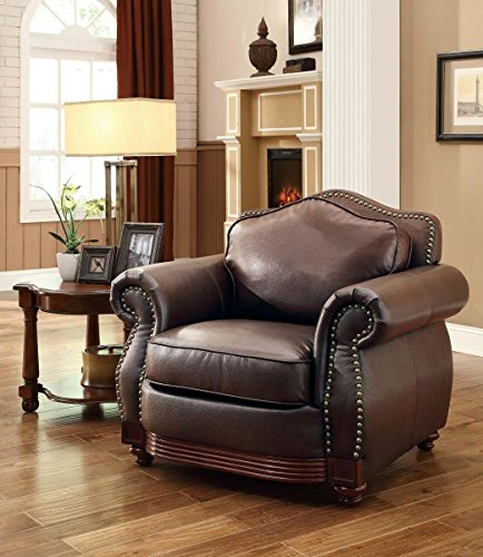 matching living room chairs traditional brown leather match living room furniture 13659