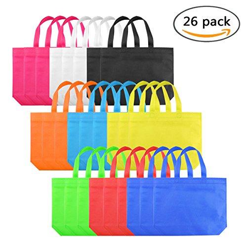Tote Gift Bag Set of 26 10.2
