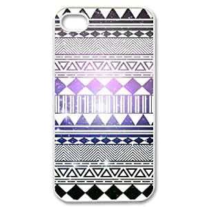 Galaxy Tribal ZLB548509 Customized Phone Case for Iphone 4,4S, Iphone 4,4S Case