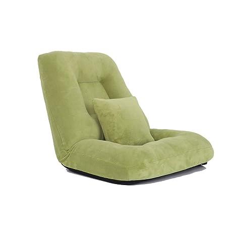 Amazon.com: Silla de suelo plegable GY, sofá silla de suelo ...