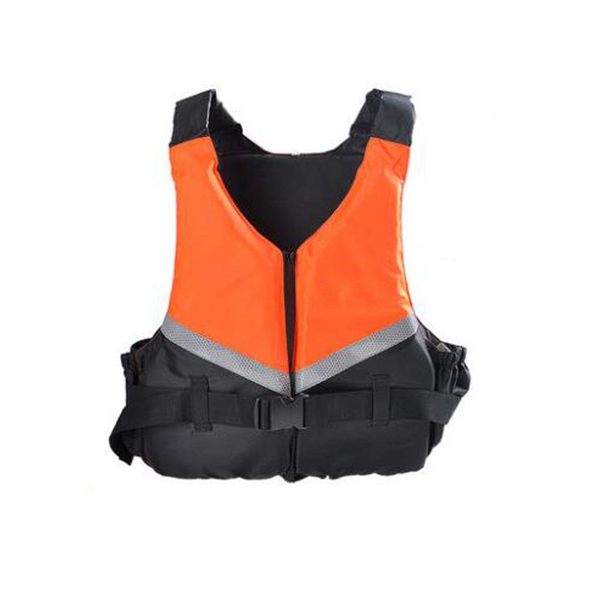 orange XL Youshangshipin Inflatable Life Jacket Adult Swim Vest for Snorkeling, Swimming, Outdoor Play, Size  L, XL, XXL, color  bluee, Green, orange, Pink, Yellow Wear Resistant