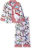 Frosty The Snowman Big Kids 'Frosty The Snowman Frosty Fun' Pajama Set, White, 6/7