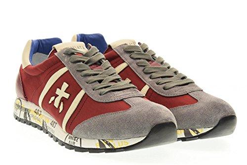 PREMIATA el hombre bajas zapatillas de deporte 2025 LUCY talla 42 Burdeos