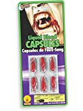 Liquid Blood Capsules