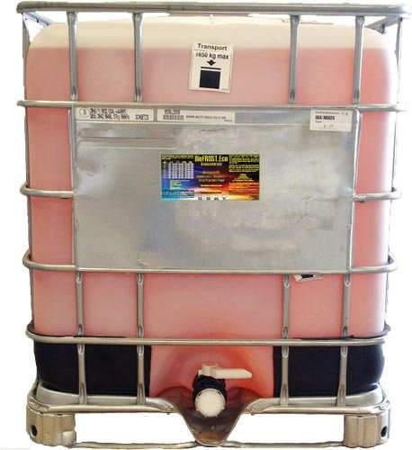 BioFROST Eco Concentrate 275 Gallon - Biobased Inhibited Propylene Glycol
