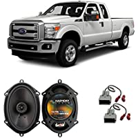 Fits Ford F-250 XL 2013-2016 Front Door Factory Replacement Harmony HA-R68 Speakers New