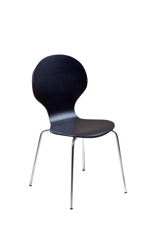 Inter Link 30200630 Küchenstuhl Esszimmerstuhl Stuhl Set 4-teilig ...