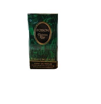 Christian Dior poison esprit de parfum(pure perfume)10ml