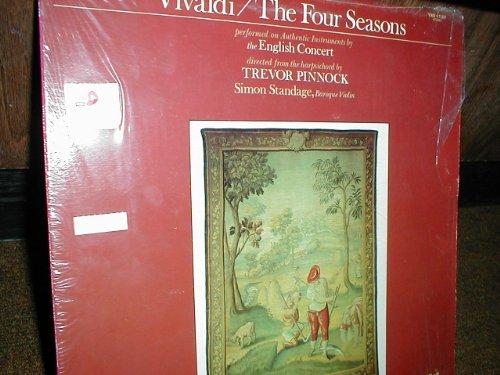 Price comparison product image Vivaldi The Four Seasons Lp