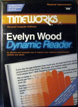 Price comparison product image The Evelyn Wood Dynamic Reader for Commodore 64 C64