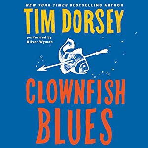 Clownfish Blues Hörbuch