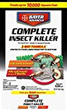 Bayer Advanced 100533022 Complete Insect Killer for Soil & Turf Granules Black