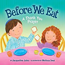 Before We Eat: A Thank You Prayer (Very First Board Books)