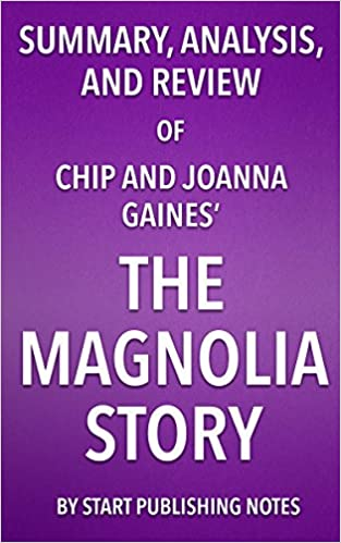 Amazon Summary Analysis And Review Of Chip And Joanna Gaines