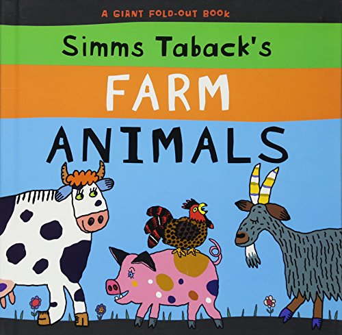 (Simms Taback's Farm Animals (Giant Fold-Out Books))