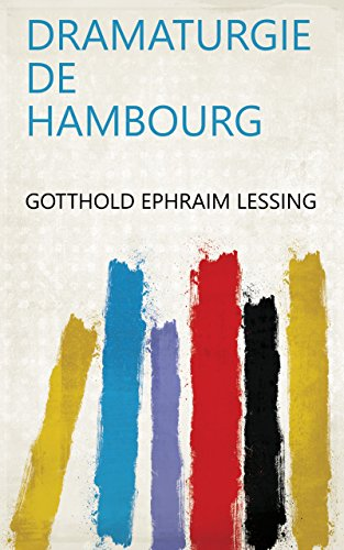 Dramaturgie de Hambourg (French Edition)