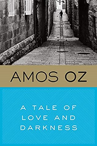 book cover of A Tale of Love and Darkness