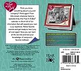 2013 I Love Lucy Year-In-A-Box Calendar