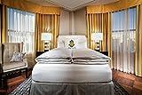 Staypineapple Double Duvet European Style Bedding Full Naked Experience Bedding and Bath Set (Sheet Size - Full)
