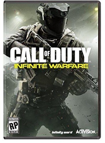 Call of Duty: Infinite Warfare - Standard Edition - PC (Best Call Of Duty Game For Pc)